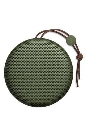 Мужские портативная акустика beoplay a1 BANG&OLUFSEN зеленого цвета, арт. 1297862 | Фото 1