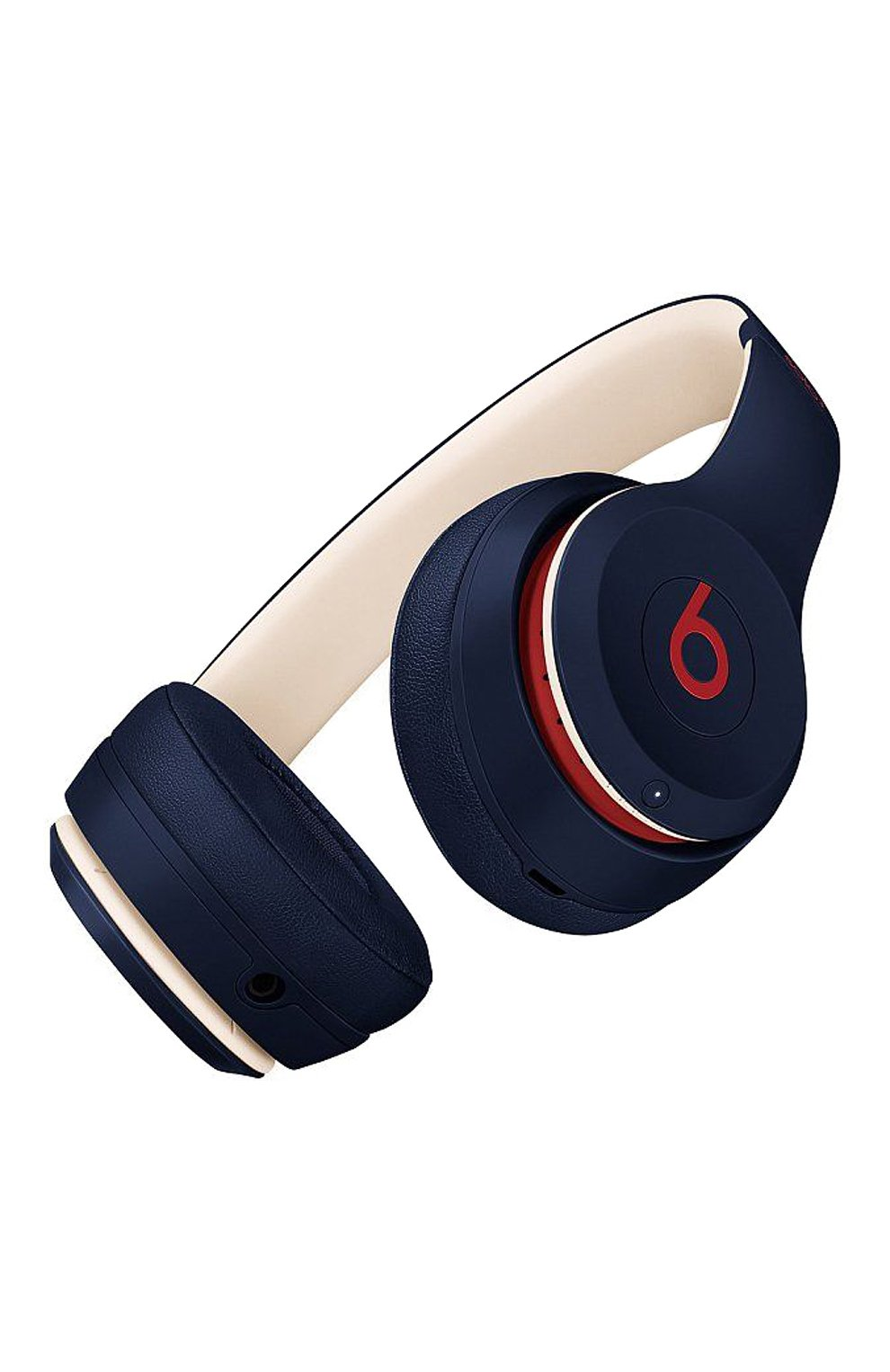 Мужские беспроводные наушники beats solo 3 wireless club BEATS темно-синего цвета, арт. MV8W2EE/A   Фото 2