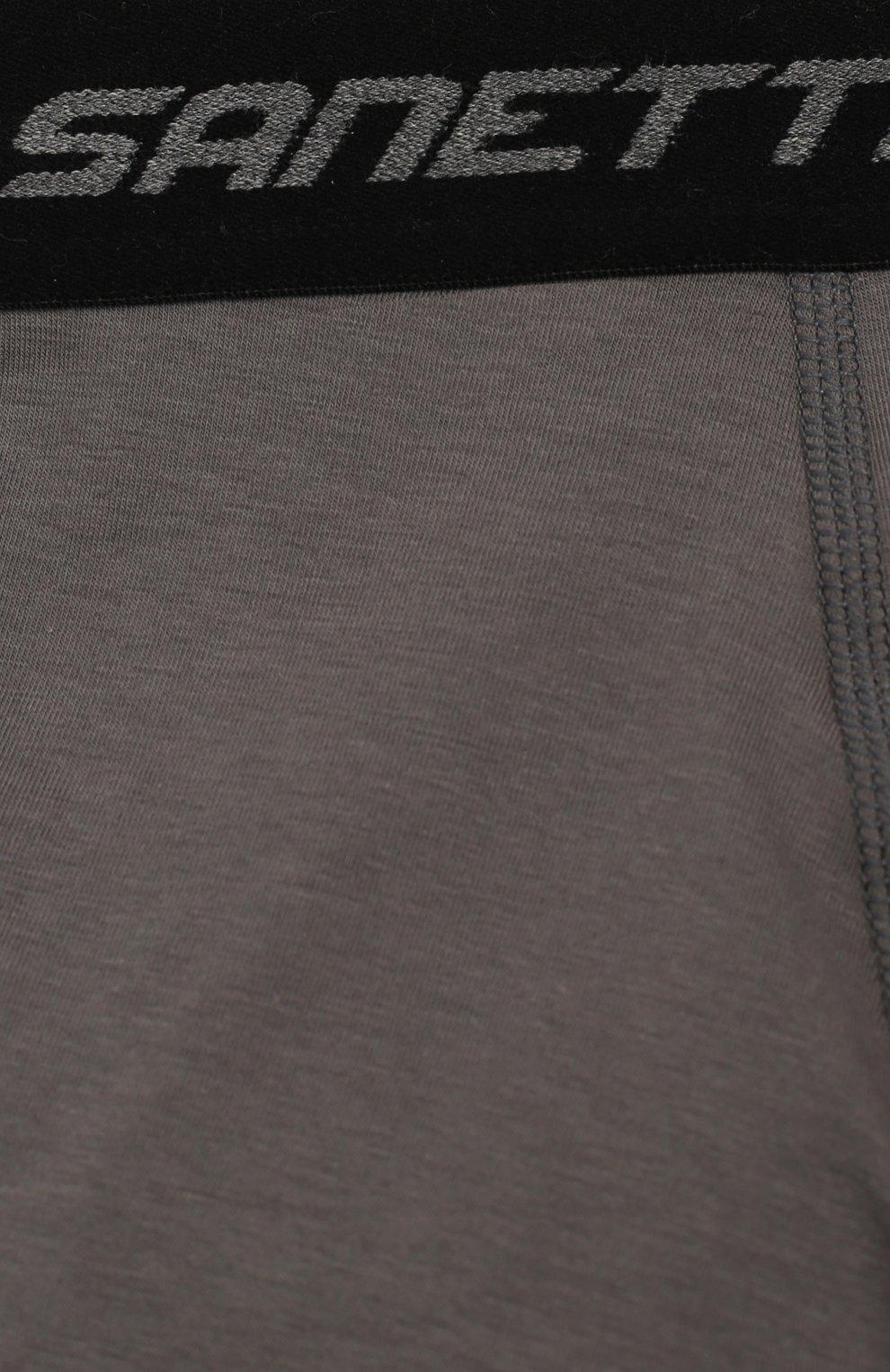 Детские комплект из двух боксеров SANETTA синего цвета, арт. 345900 | Фото 5