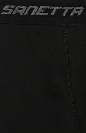 Детские комплект из двух боксеров SANETTA синего цвета, арт. 345900 | Фото 8