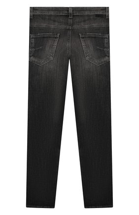 Детские джинсы PAOLO PECORA MILANO черного цвета, арт. PP1941/6Y-12Y   Фото 2