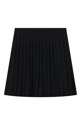 Детская юбка DAL LAGO темно-синего цвета, арт. R299/8739/7-12 | Фото 2
