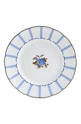 Мужского тарелка салатная brocante BERNARDAUD белого цвета, арт. 1829/17 | Фото 1