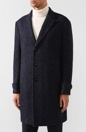 Пальто из смеси шерсти и кашемира | Фото №3