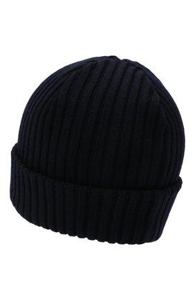 Мужская шерстяная шапка PAUL&SHARK темно-синего цвета, арт. C0P1051/FLV | Фото 2