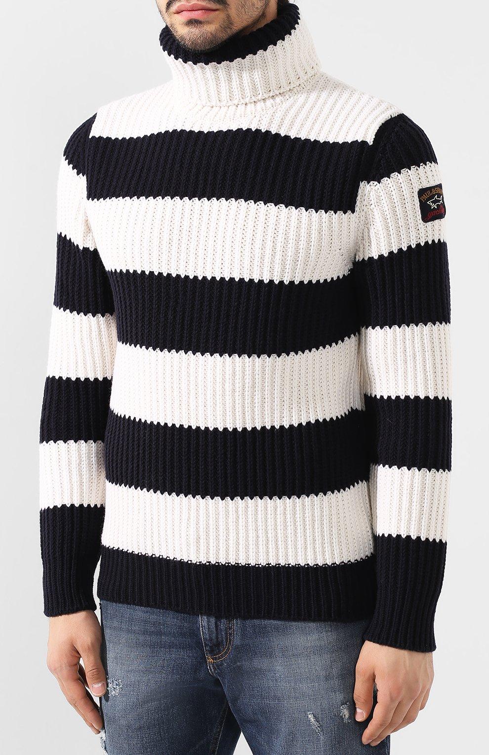 Шерстяной свитер | Фото №3