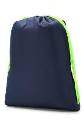 Детская текстильный рюкзак NIKE синего цвета, арт. BA5991-410 | Фото 2