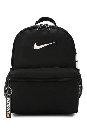 Детская рюкзак NIKE черного цвета, арт. BA5559-013 | Фото 1