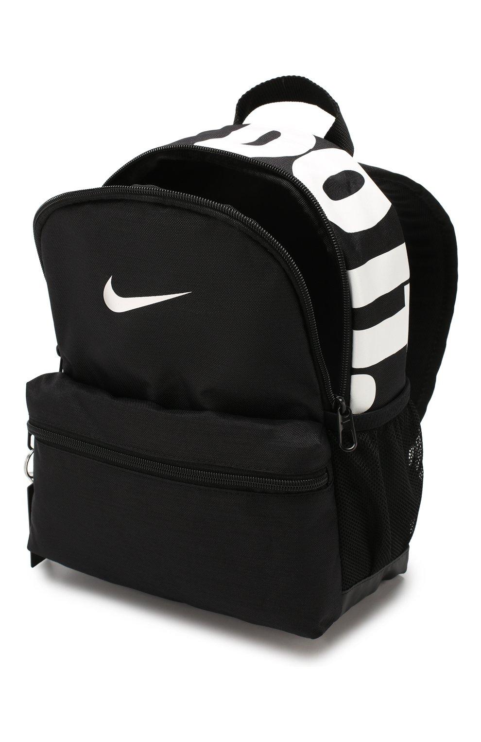Детская рюкзак NIKE черного цвета, арт. BA5559-013 | Фото 3