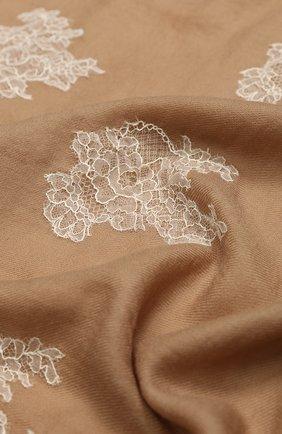 Женская шерстяной палантин VINTAGE SHADES светло-розового цвета, арт. 13639 | Фото 2