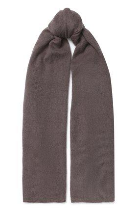 Мужские кашемировый шарф VINTAGE SHADES светло-бежевого цвета, арт. 12122 | Фото 1