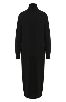 Платье из смеси шерсти и кашемира   Фото №1