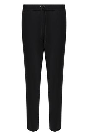 Мужской брюки MONCLER черного цвета, арт. E2-091-11461-00-539NC   Фото 1