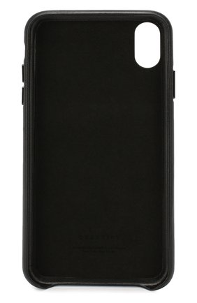 Мужской чехол для iphone xs VETEMENTS черного цвета, арт. UAH20AC901/W | Фото 2