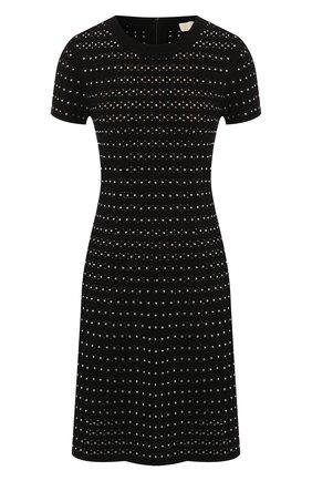 Женское платье MICHAEL MICHAEL KORS черного цвета, арт. MU98YWC5ZV | Фото 1