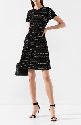 Женское платье MICHAEL MICHAEL KORS черного цвета, арт. MU98YWC5ZV | Фото 2