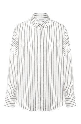 Рубашка в полоску | Фото №1