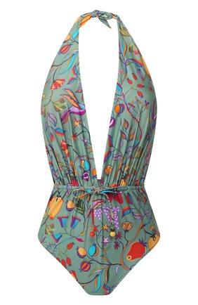 Женский слитный купальник LAZUL разноцветного цвета, арт. PH0ENIX 0NEPIECE/LIPARI | Фото 1