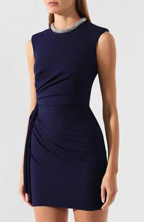 Платье с драпировкой | Фото №3