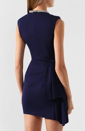 Платье с драпировкой | Фото №4
