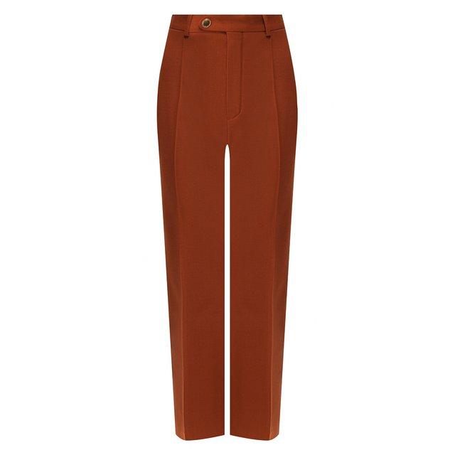 Шерстяные брюки Chloé