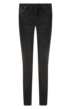 Женские джинсы DOLCE & GABBANA серого цвета, арт. FTAH7D/G8AZ9 | Фото 1