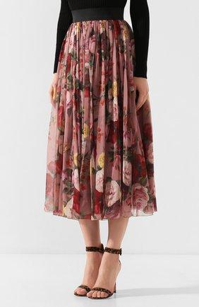 Шелковая юбка | Фото №3
