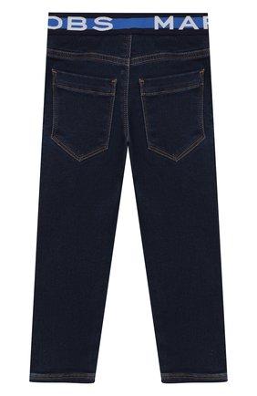 Детские джинсы MARC JACOBS (THE) темно-синего цвета, арт. W04168 | Фото 2