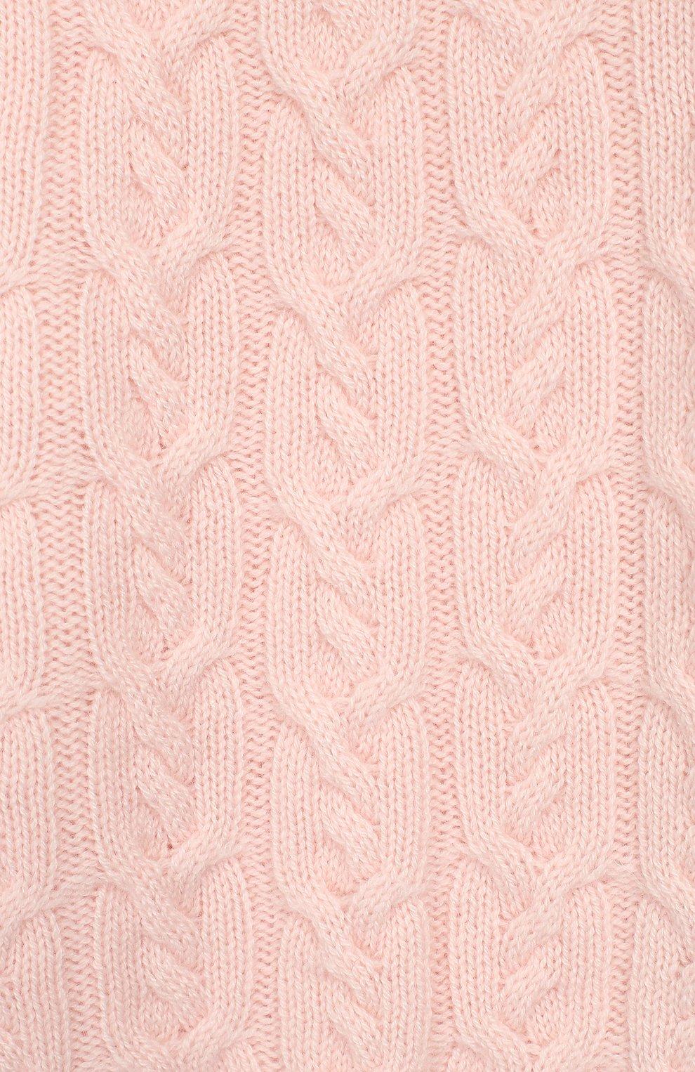 Кашемировый пуловер   Фото №3