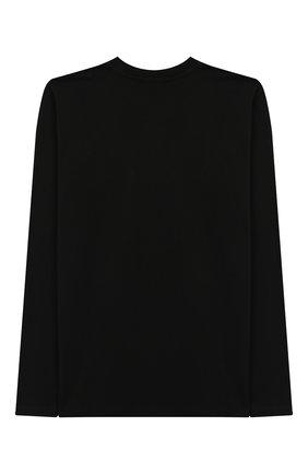 Детская хлопковая футболка MARCELO BURLON KIDS OF MILAN черного цвета, арт. B/MB/1150/0010/8-14Y | Фото 2