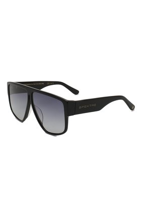 Женские солнцезащитные очки SPEKTRE черного цвета, арт. LAURENT 01AFT | Фото 1