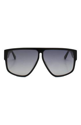 Женские солнцезащитные очки SPEKTRE черного цвета, арт. LAURENT 01AFT | Фото 3