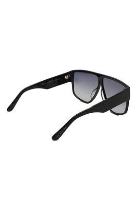 Женские солнцезащитные очки SPEKTRE черного цвета, арт. LAURENT 01AFT | Фото 4