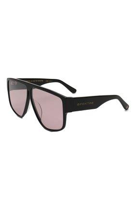 Женские солнцезащитные очки SPEKTRE темно-розового цвета, арт. LAURENT 01BFT | Фото 1