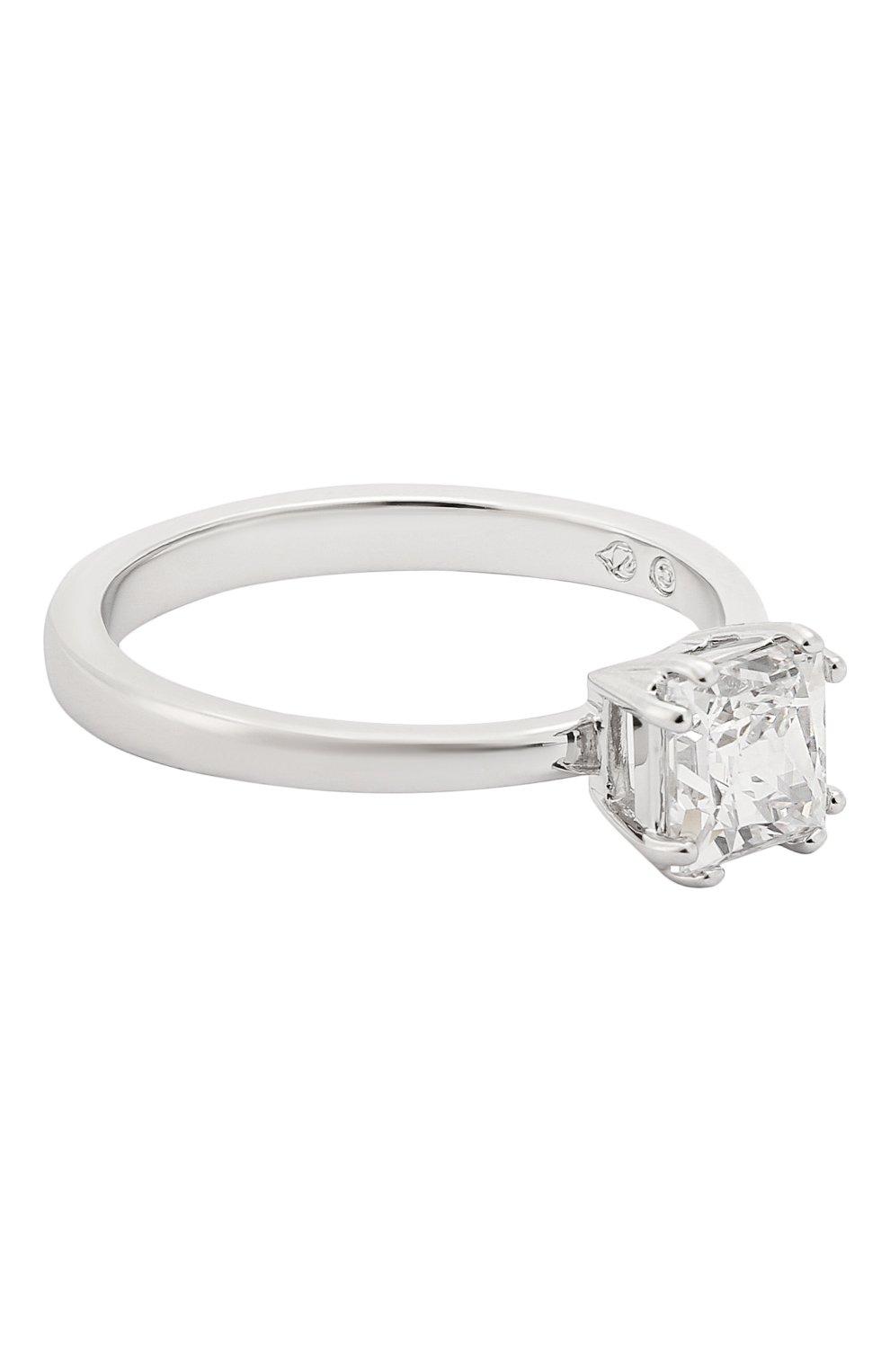 Женское кольцо attract SWAROVSKI серебряного цвета, арт. 5515727 | Фото 1
