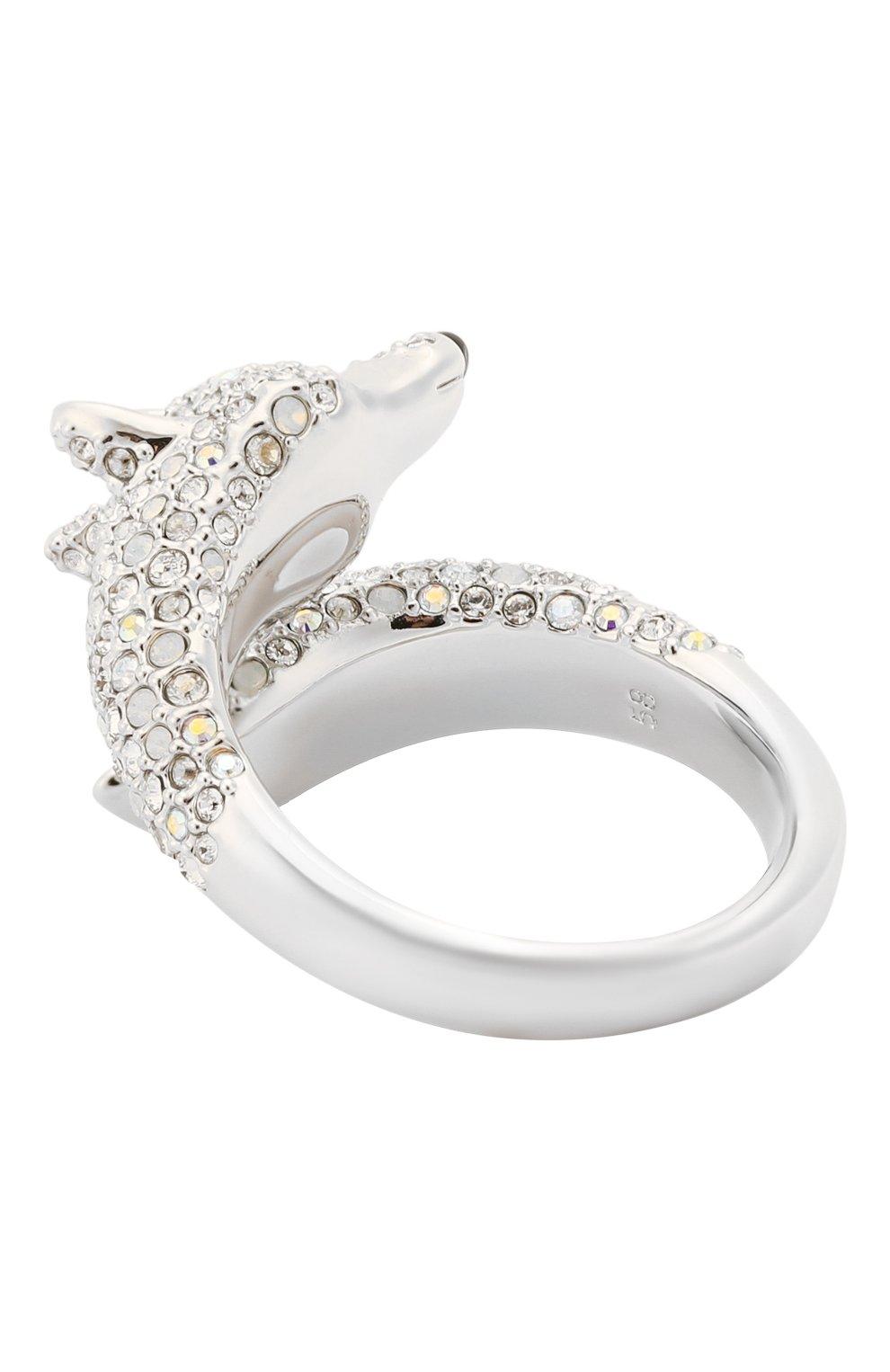 Женское кольцо polar bestiary  SWAROVSKI серебряного цвета, арт. 5515094 | Фото 2