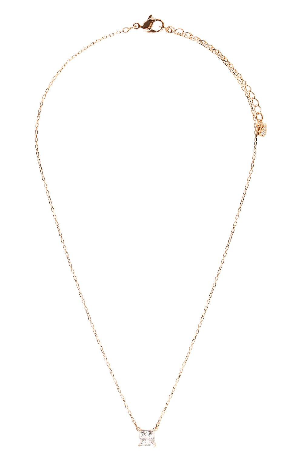 Женская кулон attract  SWAROVSKI золотого цвета, арт. 5510698 | Фото 1