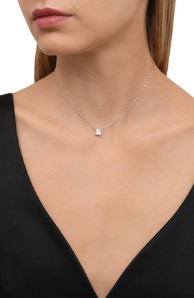 Женская кулон attract  SWAROVSKI серебряного цвета, арт. 5510696 | Фото 2