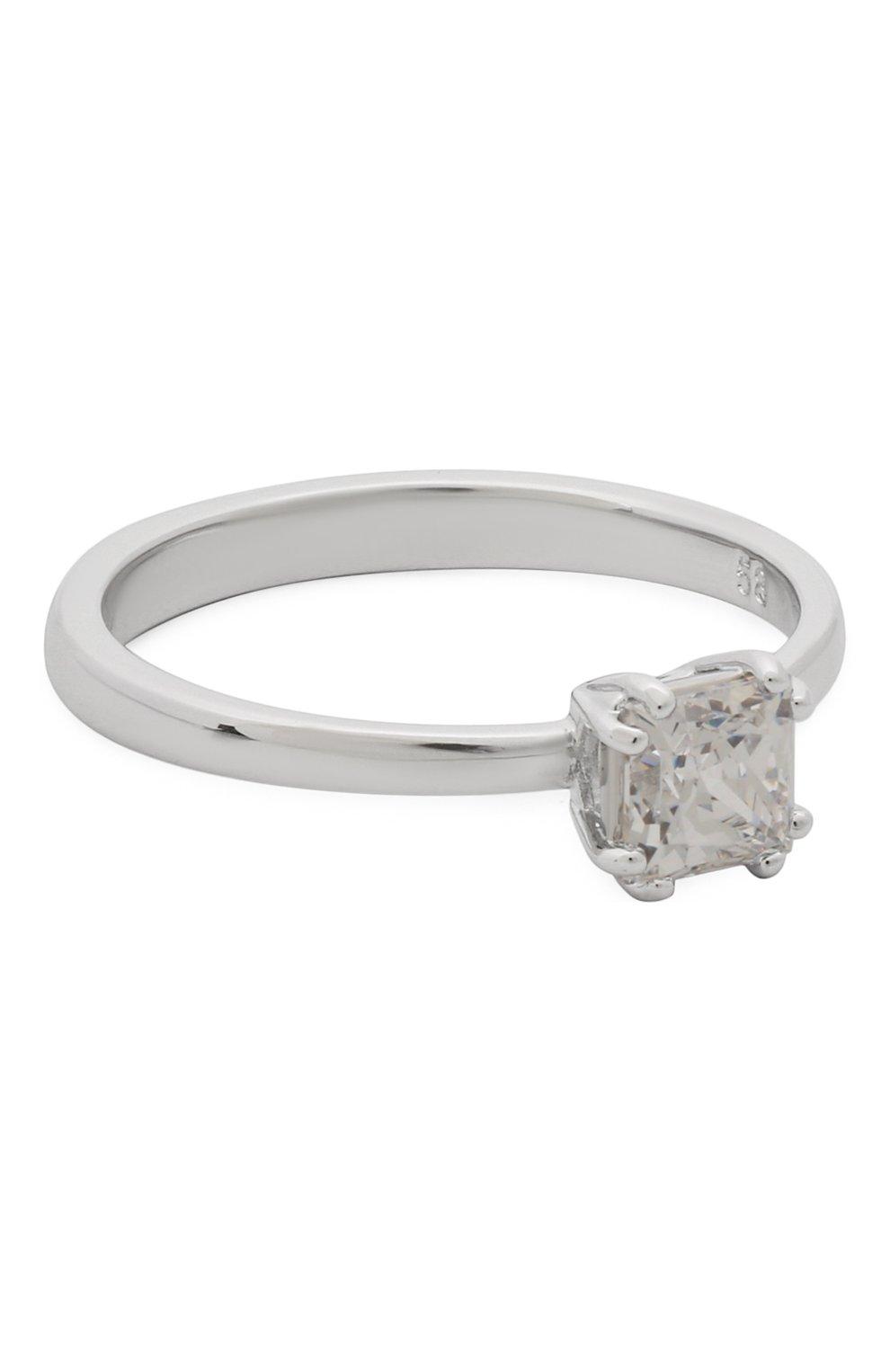 Женское кольцо attract SWAROVSKI серебряного цвета, арт. 5402444   Фото 1