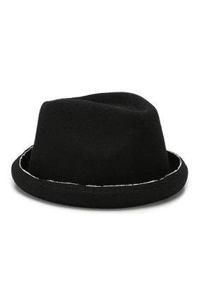 Шерстяная шляпа   Фото №1