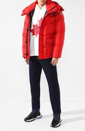 Пуховая куртка Dary | Фото №2
