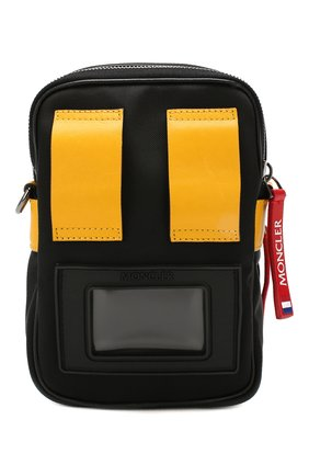Мужская текстильная сумка MONCLER черного цвета, арт. E2-09A-00640-00-02S1J | Фото 1