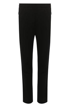 Мужской шерстяные брюки Z ZEGNA черного цвета, арт. VT475/ZZTP60 | Фото 1