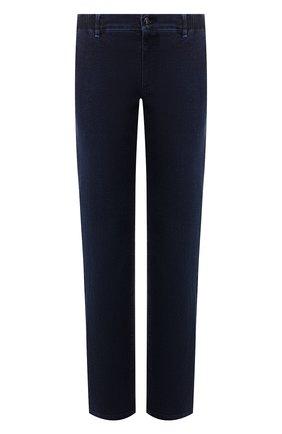 Мужские джинсы ZILLI темно-синего цвета, арт. MCS-00016-DEJA1/R001 | Фото 1