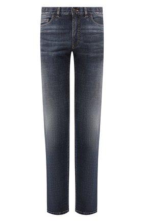 Мужские джинсы BRIONI синего цвета, арт. SPNJ00/08D13/STELVI0 | Фото 1