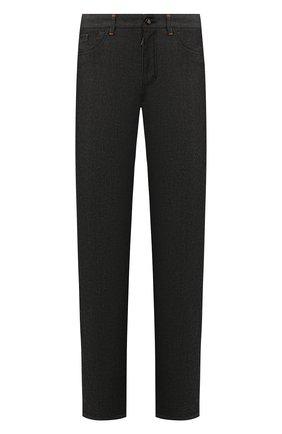 Мужские джинсы ZILLI черного цвета, арт. MCS-00042-LKNC1/S001/AMIS | Фото 1