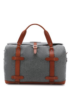 Дорожная сумка из смеси шерсти и кашемира | Фото №1