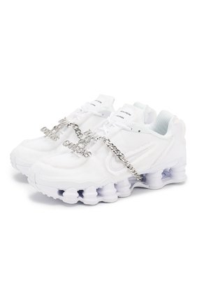 Кроссовки Comme des Garcons x Nike Shox TL | Фото №1