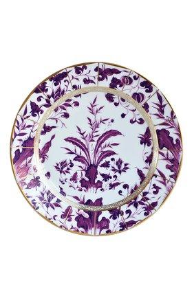 Мужского салатная тарелка prunus BERNARDAUD фиолетового цвета, арт. 1831/21459 | Фото 1