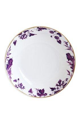 Мужского пиала суповая prunus BERNARDAUD фиолетового цвета, арт. 1831/21264 | Фото 1
